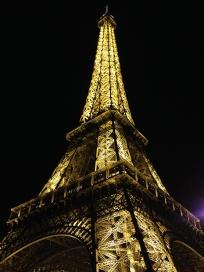 Vista a noite da Torre!
