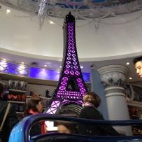 Loja da Disney foi um dos nossos pontos favoritos na avenida
