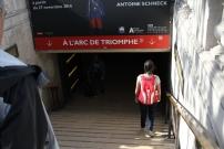 Essa é a entrada para o túnel.
